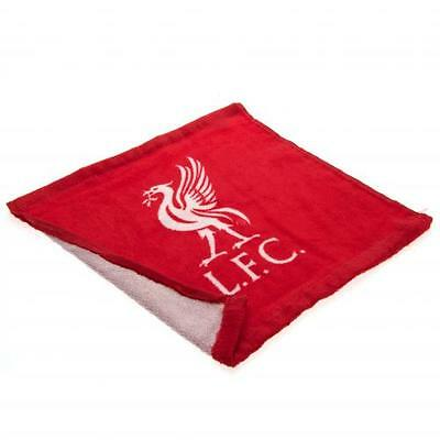 Liverpool FC Official 100% Face Cloth/ Flannel