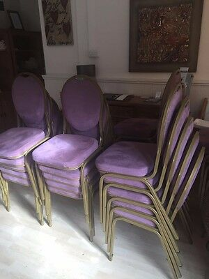 33 Banqueting Chairs ideal for Restaurant Cafe Pub Function Banquet