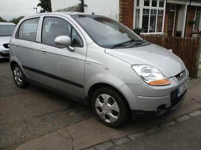 2009 09 Chevrolet Matiz 1.0 SE+ 5 Door Manual 54k Mls