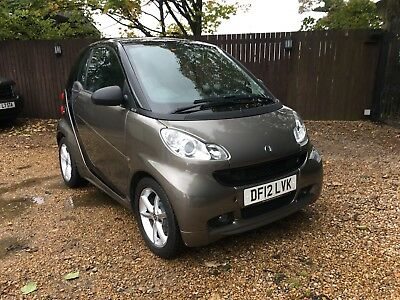 Smart Fortwo Pulse 0.8 CDI Auto 10,000 miles Full Mercedes history