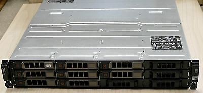 DELL Storage Array PowerVault MD3200  2x  4port Controller SAS N98MP  x916h 2GB