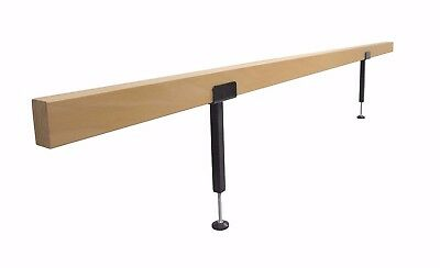 Extendable Universal Bed Centre Beam Rail Support Foot / Feet For Wooden Beds