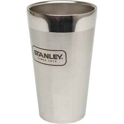 Stanley Adventure Stacking Vacuum Insulated Pint Pot 473ml Stainless Steel