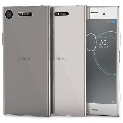 Ultra Thin TPU Silicone Case For The Sony Xperia XZ1 Slim Clear Gel Phone Cover