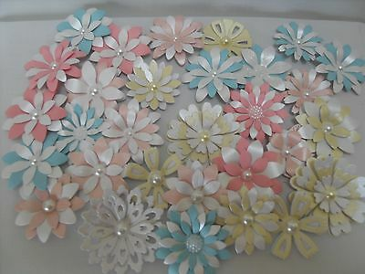 30 Handmade Paper Flowers(Discontinued Line)