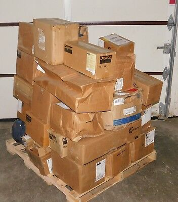 Lot Of 46 Assorted Dayton Century Weg & Marathon Motors Pallet Deal