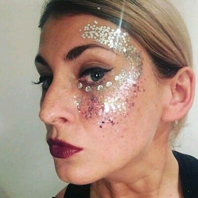 Glitter, face Glitter,Glitter and face gems, Glitter kit, Halloween Glitter