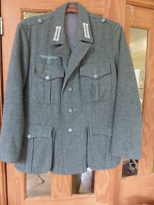WW2 reproduction German tunic jacket.