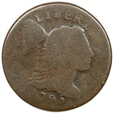 1795 Liberty Cap Large Cent Coin 1c **Choice Color**