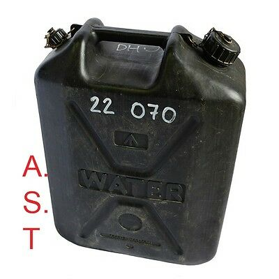 British Army Water Carrier Jerry Can