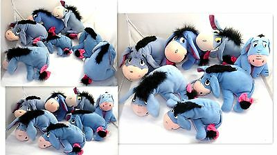 Eeyore Winnie Pooh Friend Disneyland Stuffed Animal Plush Toy Lot  #ee10