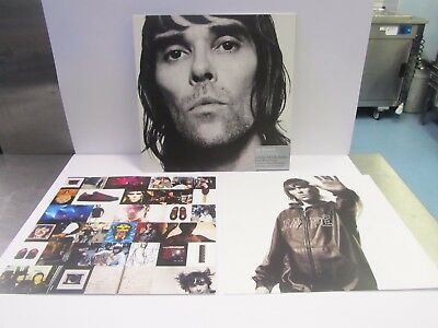 Ian Brown Stone Roses The Greatest Vinyl Nm/nm Classic Indie