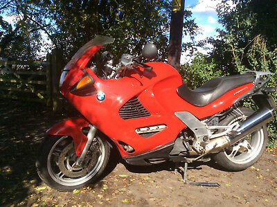 BMW K1200rs 1997 new MOT, no advisories.