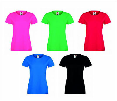 Job lot of Plain T-Shirts Mens and womens all colours and sizes available