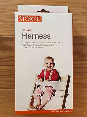 Stokke Harness for Tripp Trapp Chair and Stoke Xplory Carry Cot - beige