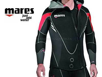 WETSUIT DIVING MARES DUAL 5mm SIZE 6-XL DIVE WETSUIT WITH ZIP