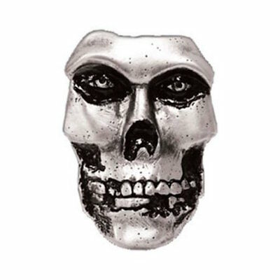 OFFICIAL The Misfits Fiend Skull Belt Buckle silver Limited Edition