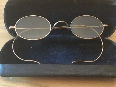 Antique Gold Filled Spectacles