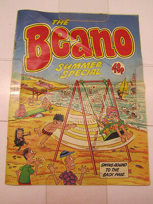 The Beano Summer Special -  comic from 1985