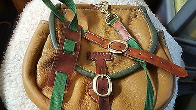 deluxe falconry bag