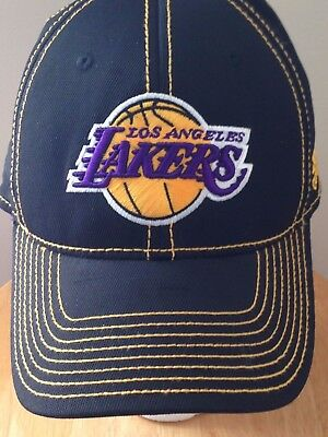 NEW Adidas Los Angeles Basketball Hat Baseball Cap Fitted Adult One Size OS