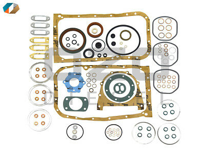 02910182  COMPLETE / FULL GASKET SET Fits Deutz F3L912 With Oil Seals