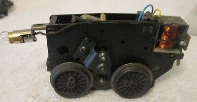 lionel 0-27 steam loco motor with 3 position e-unit runs well clean no rust