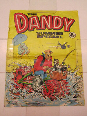 The Dandy Summer Special  Published 1984