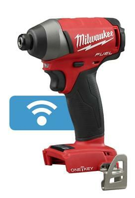 MILWAUKEE-2757-20 M18 FUEL™ 1/4 In. Hex Impact Driver with ONE-KEY™