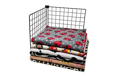 Waterproof Guinea Pig And Small Animals Fleece Cage Liner For C&C Cage.