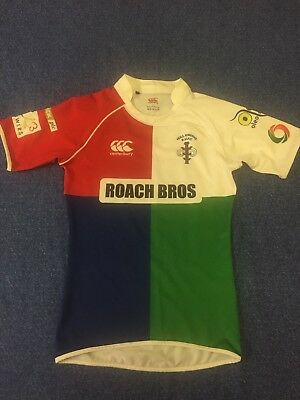 Hull Ionians Rugby Shirt Canterbury Men's Large