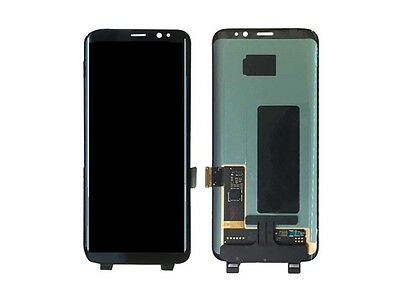For OEM Samsung Galaxy S8 LCD Display Touch Screen Digitizer Assembly