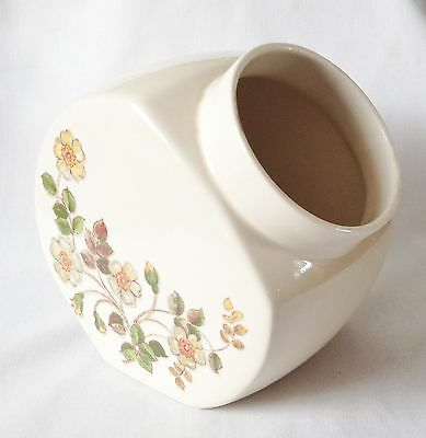 M & S Autumn Leaves Sloping Pot - Marks and Spencer - Tableware