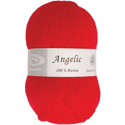 Angelic Yarn Christmas Red Q105-L045