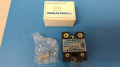 Douglas Randall Solid State Relay Model D04A