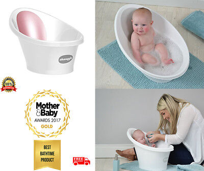 Cosy Baby Bath Tub With Bum Bump Support and Foam Backrest NEW