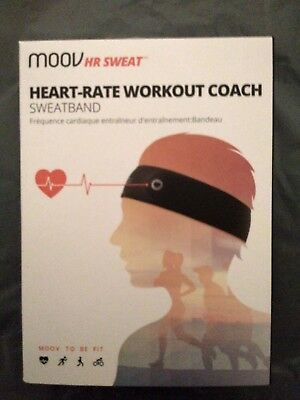 Moov HR Sweat Heart Rate Based Coach Limited Edition