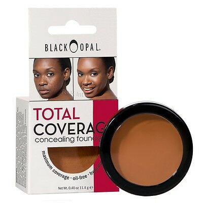 Black Opal Total Coverage Concealing Foundation Maximum Coverage  0.4oz *Pick 1