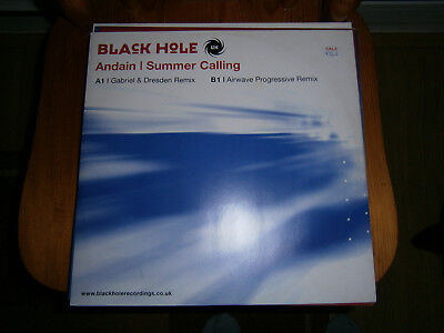 Andain Summer calling -12inch -2002-10