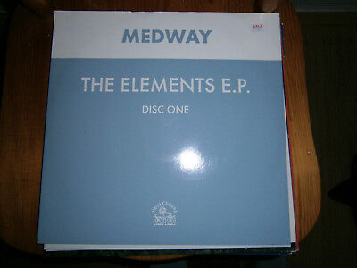 Medway - The Elements EP Disc 1 - Hooj Choons - 1999 -12 inch -10
