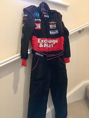 Sparco Race Race Suit F1 / Track / Rally / Kart (8856-200 / RS.006.01) 2003