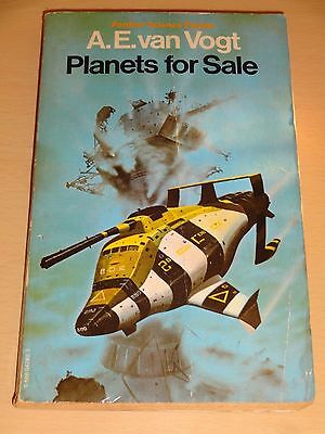 PLANETS FOR SALE - A.E. van Vogt - PB 1978