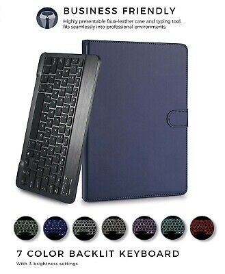 "Removable Bluetooth Keyboard with Case Cover for 10"" Acer Iconia Tab 10 32GB"