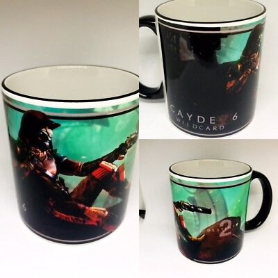 Custom Made Destiny 2 Cayde 6 The WildCard 11oz Coffee Cup Personalized