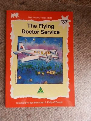 Faye Berryman ~ The Fitzroy Readers ~ The Flying Doctor Service #37