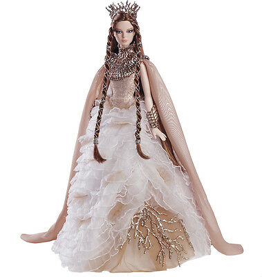 2015 Barbie Faraway Forest Collection - Lady of the White Woods MIB