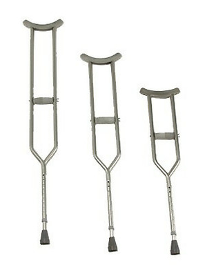 Bariatric Crutches (Small, Medium and large)