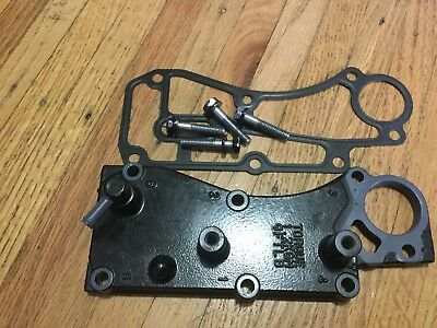 1999 Mercury 9.9hp 15HP 4 stroke Exhaust  COVER 834953T