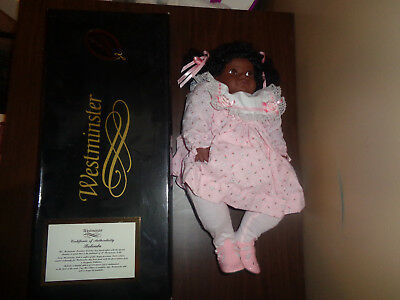 Gorgeous Westminster Authentic African American Belinda Doll