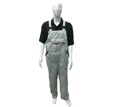 Spies Hecker Reusable Bib Overalls Grey Multi Use Spray Painting Suit Quality Pa